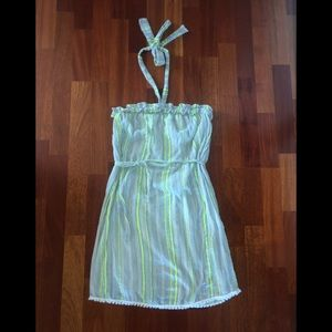 Vince Camuto sundress/cover up